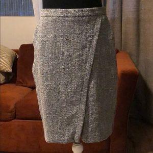 NWT Banana Republic tweed skirt